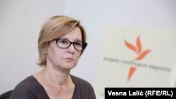 Ako javnost ne obrati malo više pažnje na svoje medije, ostaće sami sa Vučićem i njegovim pinkovima, informerima i sličnim frankeštajnima: Svetlana Lukić