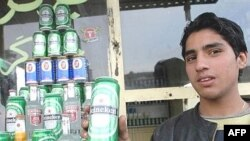 Ничего святого. Нехаляльная продукция западных пивоварен теперь доступна каждому жителю Кабула