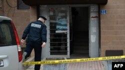 Vendi ku është qëlluar avokati Azem Vllasi