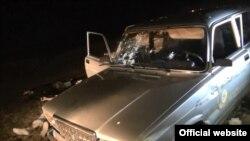 Расстрел подозреваемых в машине в Агачауле, Дагестан, 11 января 2019 года