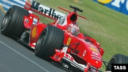 """Команда """"Феррари"""" намерена в четвёртый раз подряд выиграть Гран-при Бельгии"""