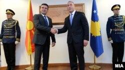 Премиерот Зоран Заев во официјална посета на Косово