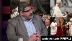Daşnaksutyun partiyasının lideri Giro Manoyan