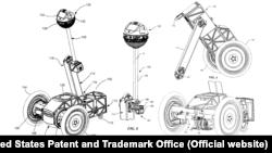 Патент, представлений Відомством патентів та товарних знаків США