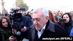 Микаэл Арутюнян (архив)