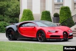 Sportski automobil Bugatti Chiron