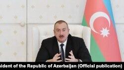 الهام علیاف رئیس جمهور آذربایجان