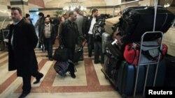 Набљудувачите на арапската лига заминуваат од Сирија