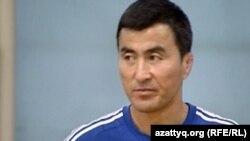 Бапкер Мұратбек Қасымханов. Алматы, 20 маусым 2012 жыл.