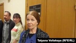 Лариса Кириллова в суде