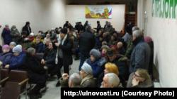 Сход граждан в Тереньгульском районе