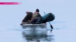 Села Иссык-Куля живут браконьерством
