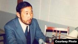 Шамсуддин Абдыкалык уулу