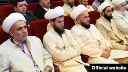 Таджикские священнослужители.