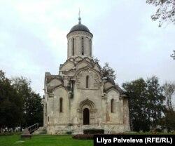 Спасский собор Андроникова монастыря. XV век