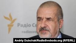 Лидер Меджлиса крымскотатарского народа Рефат Чубаров