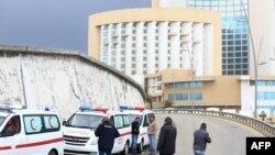 Hoteli Corinthia në Tripoli