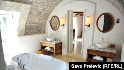 Otvoren renovirani grad hotel Sveti Stefan, 26.4.2013.
