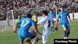 Tajikistan -- Football teams Ravshan and Istiklol,