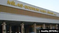 В аэропорту турецкого города Бодрум. Иллюстративное фото.