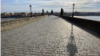 Карлаў мост у Празе, 10 сакавіка 2020