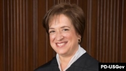 """This is a long process. It's a process that in no country is over. We can all improve,"" says U.S. Supreme Court Justice Elena Kagan."