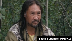 Yakut shaman Aleksandr Gabyshev (file photo)