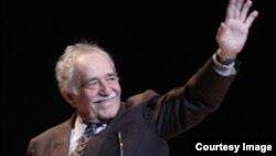 Умерший в 2014 году колумбийский писатель Габриель Гарсиа Маркес