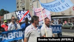 22. dan generalnog štrajka biće u znaku nove protestne šetnje