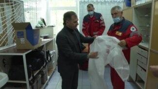 """Медики """"скорой"""" в Киевской области жалуются на отсутствие защитных костюмов и обещанных надбавок"""
