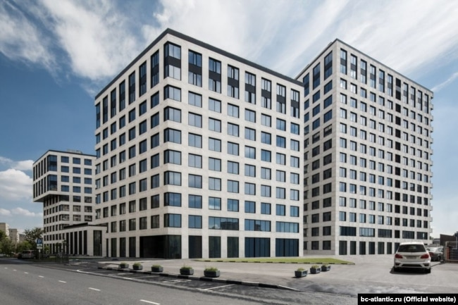 Фирма из орбиты Александра Януковича владеет частью элитного бизнес-центра в Москве - «Схемы»
