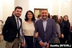 Сулдан: Эльмир Низамов, Венера һәм Җәүдәт Сөләймановлар
