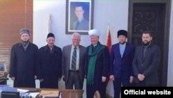 Русия мөфтиләре Сүриядә
