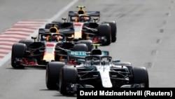 Bakıda Formula-1, 2018-ci il