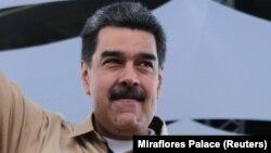 د ونزویلا سوسیالېست ولسمشر نیکولاس مادورو