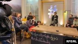 სახალხო დამცველის და აჭარის ტელევიზიის ჟურნალისტების შეხვედრა. 2019 წლის 5 დეკემბერი