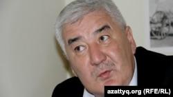 Политик Амиржан Косанов. 11 ноября 2016 года.