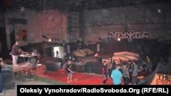 Новый урбан-центр в Лисичанске
