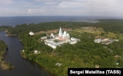 Монастир на острові Валаам