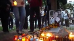 Дзень памяці Георгія Гангадзэ ў Львове