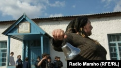 Нохчийчоь - Дешаран шо долалуш ду Дишни-Веданахь, 01Sep2012
