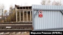 Svobodny's new bridge to nowhere