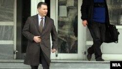 Архива: поранешниот премиер Никола Груевски.