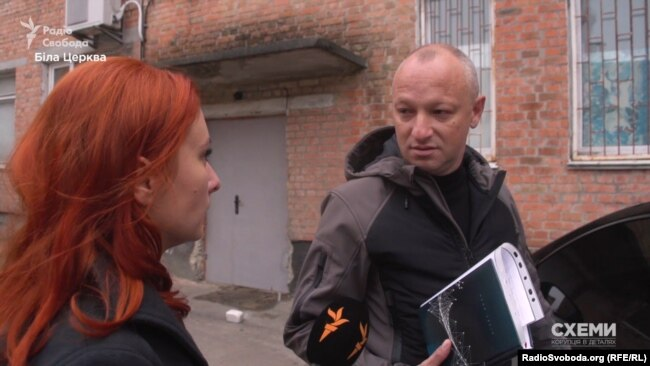 Директор білоцерківської «Муніципальної варти» Сергій Возненко