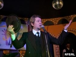 Падчас канцэрту «Народнага Альбому» ў 2007 годзе
