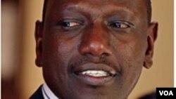 Кения вице-президенти Уилям Руто.