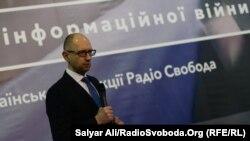 Арсеній Яценюк (архівне фото)