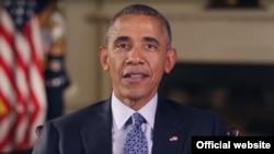 بارک اوباما رئیس جمهور امریکا