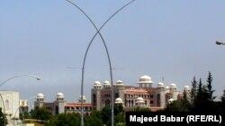 Pamja e rezidencës së kryeministrit të Pakistanit