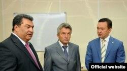 Сулдан Шәйхетдинов, Куприянов, Халиков. Фото prav.tatar.ru дан алынды